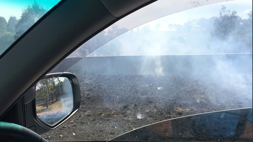 Fire On The M7