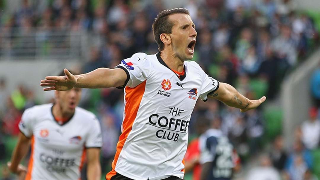 Former A-League Player Liam Miller Dies Aged 36