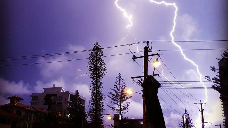 East Queensland storms: more wild weather as 50000 without power