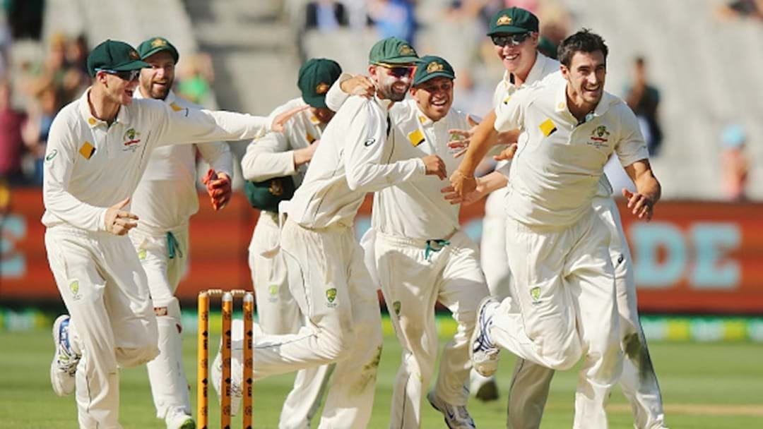 The Aussies' Ridiculous Win At The MCG Has Rewritten The Record Books