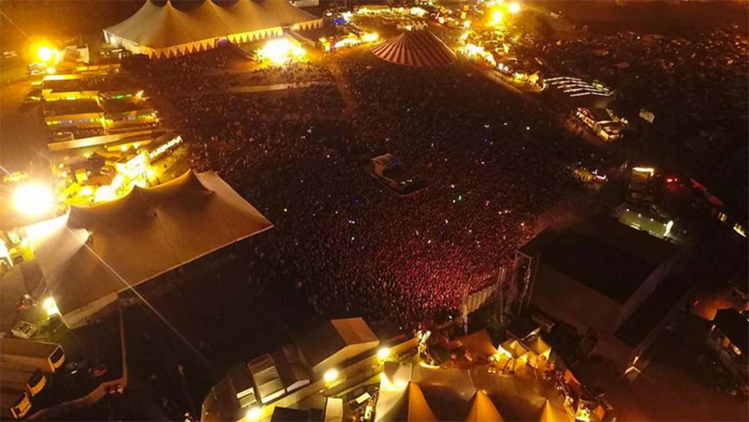 More Than 60 people Injured At Falls Festival
