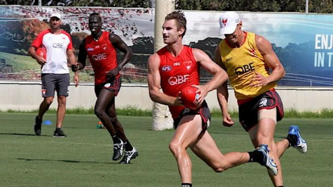 Sydney Swans Head to Coffs Harbour