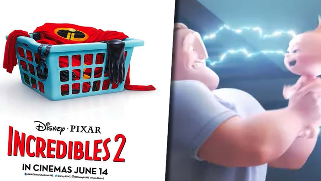 Incredibles 2 Gets Official Release Date In Oz