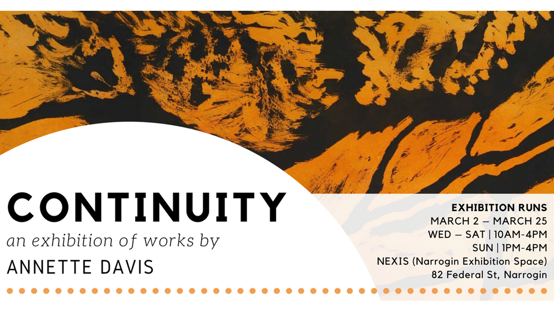 NEXIS for the official opening of Continuity
