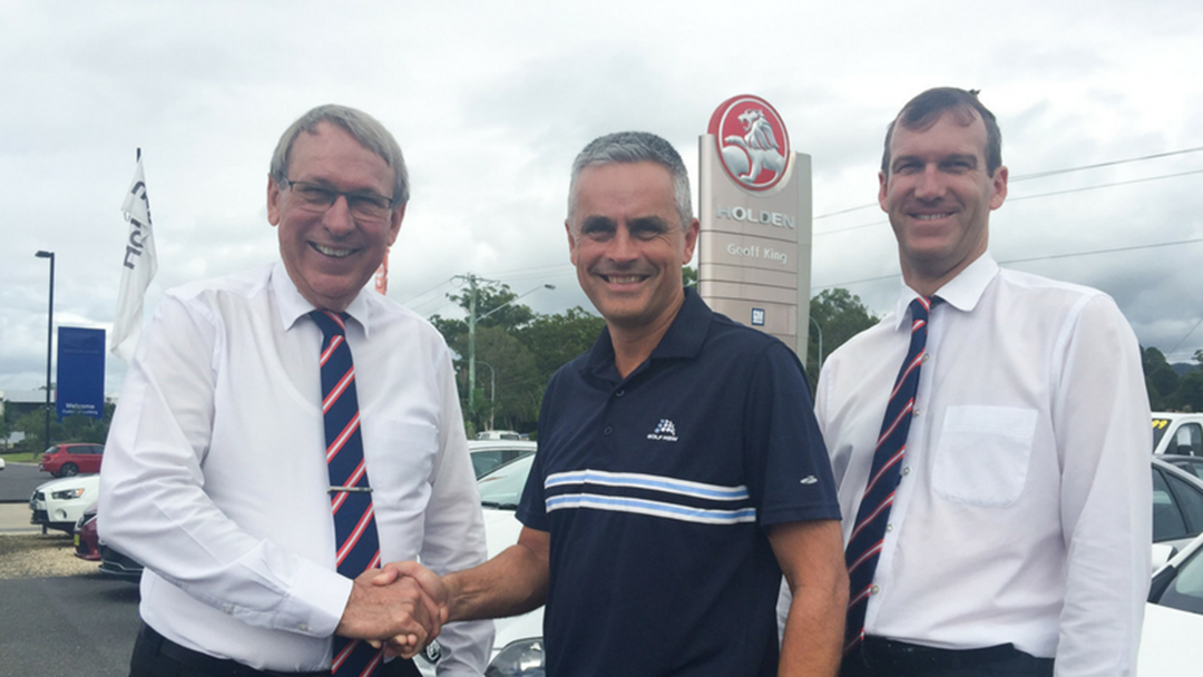 Geoff King Motors Partners with Australian Ladies Classic-Bonville