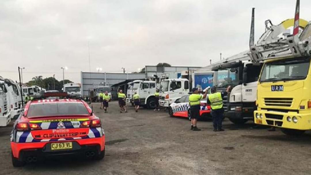 Truck Co. Raided After Dee Why Fatal