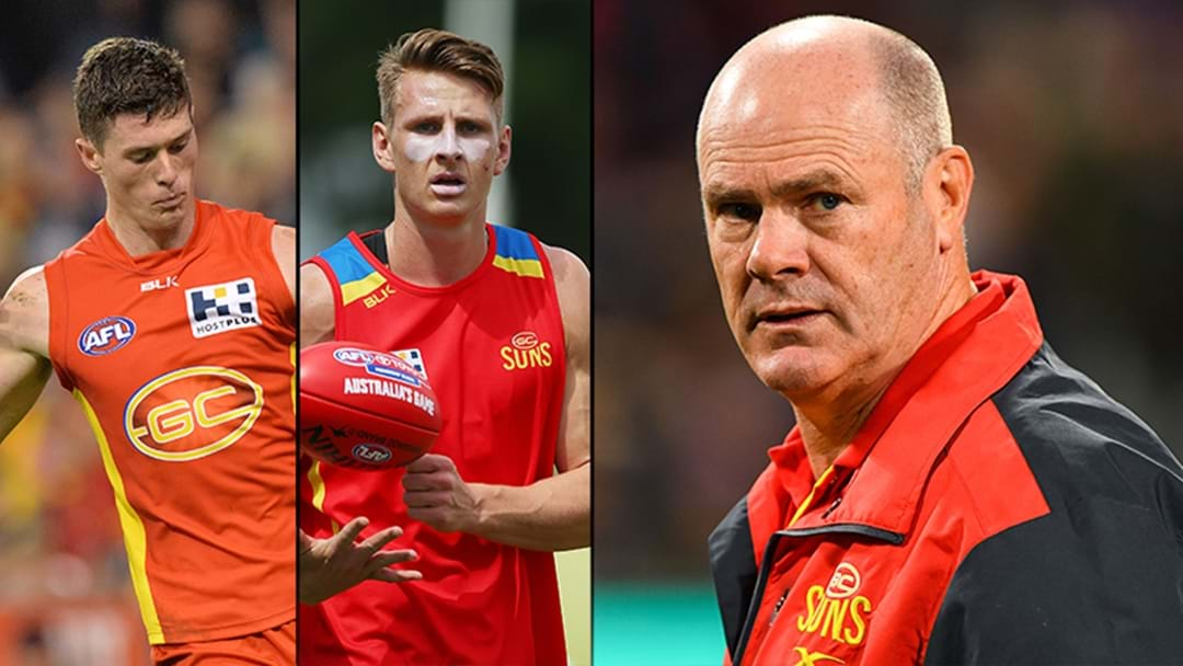 Two Former Gold Coast Players Leave Balwyn After Rodney Eade Gets Appointed Coach