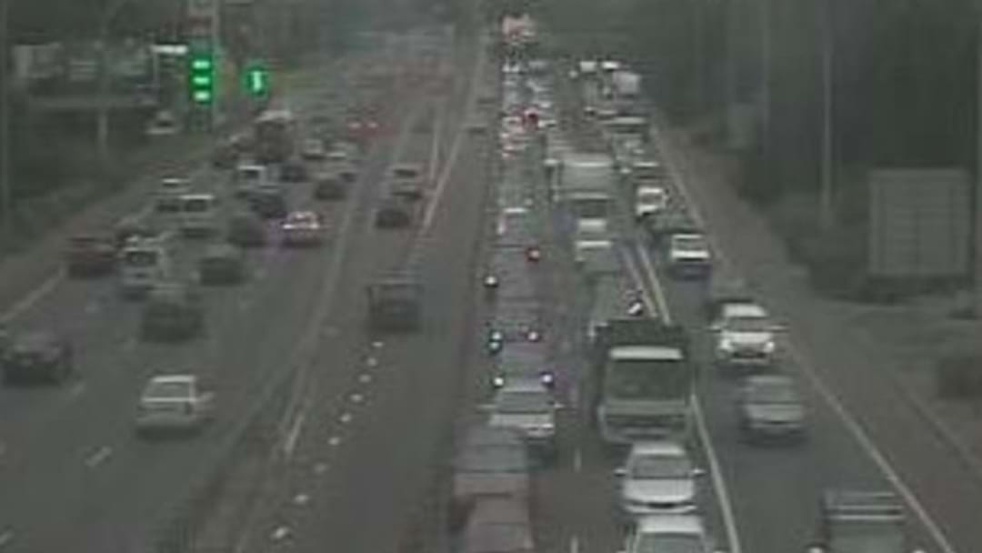 Road Repairs Keeping M5 Closed Westbound After Truck Fire