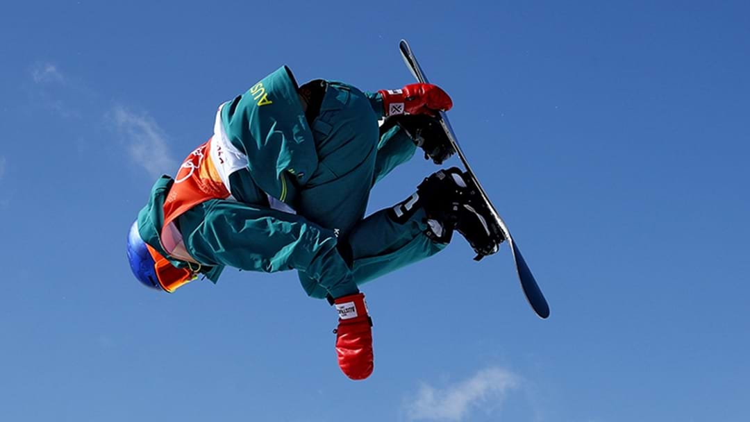 Scotty James Scoops Bronze Medal In Snowboarding Half Pipe Final