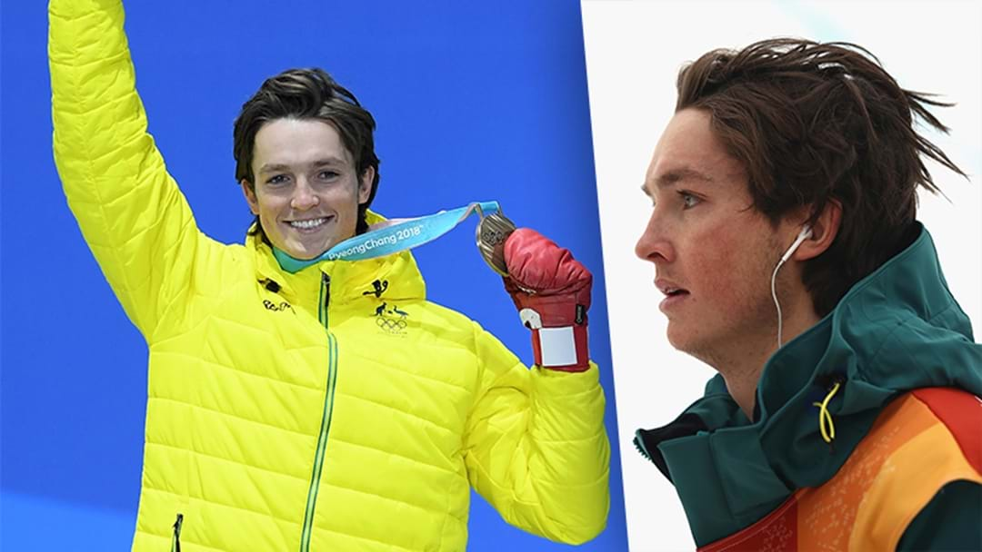 Scotty James Tells Us The Song He Listened To During His Bronze Medal Run