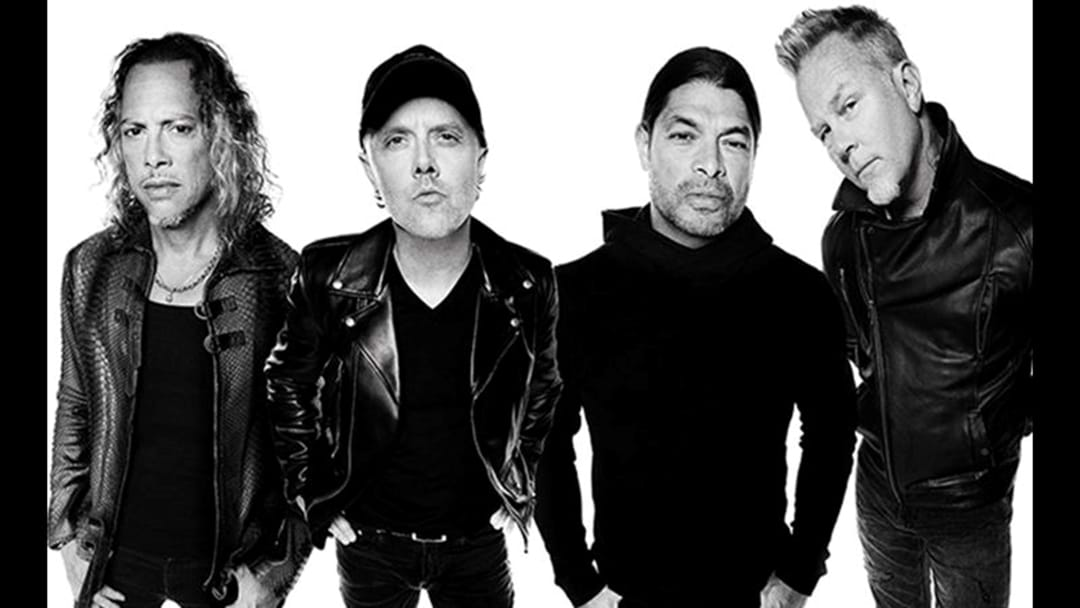 Have A Squiz At Metallica's Setlist From Their First Gig On Their European Stadium Tour