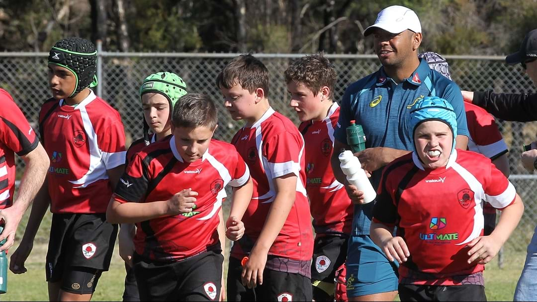 Rugby Australia Announce New Size-For-Age Guidelines