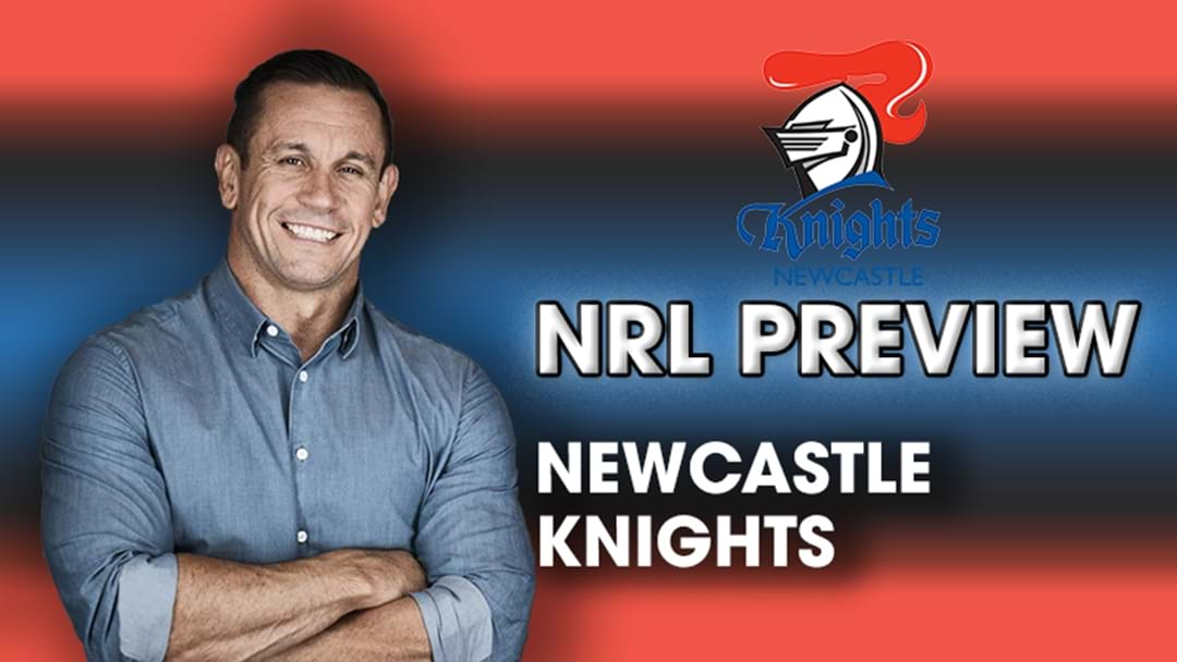 Matty Johns Previews His Beloved Knights Chances For The Season