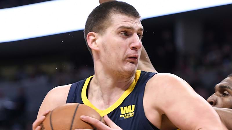 NJokic makes history as Nuggets enter All-Star break with win
