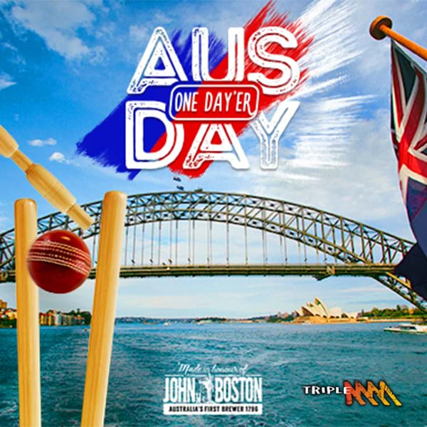Your Australia Day Plans Are Sorted!