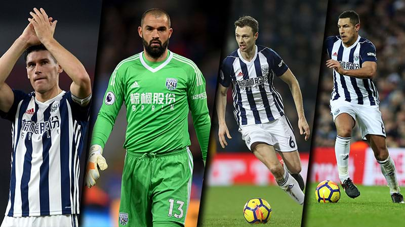 Four West Brom players face community service for drunk antics in Spain