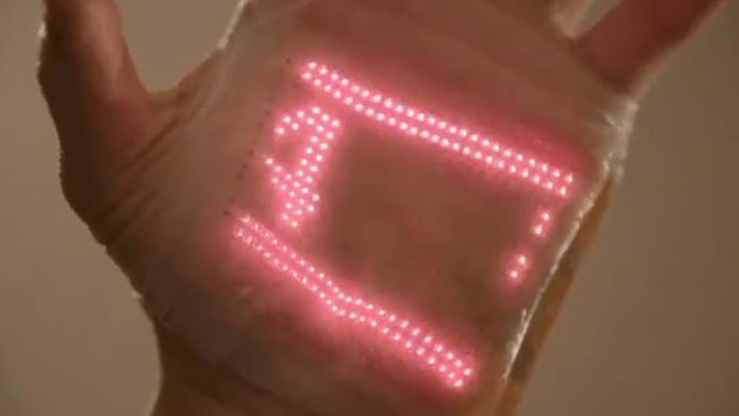 Japanese Inventors Make 'LX Skin' And It's Better Than Sci-Fi