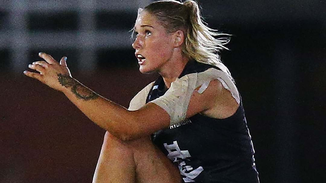 Harris Handed One-Game AFLW Ban