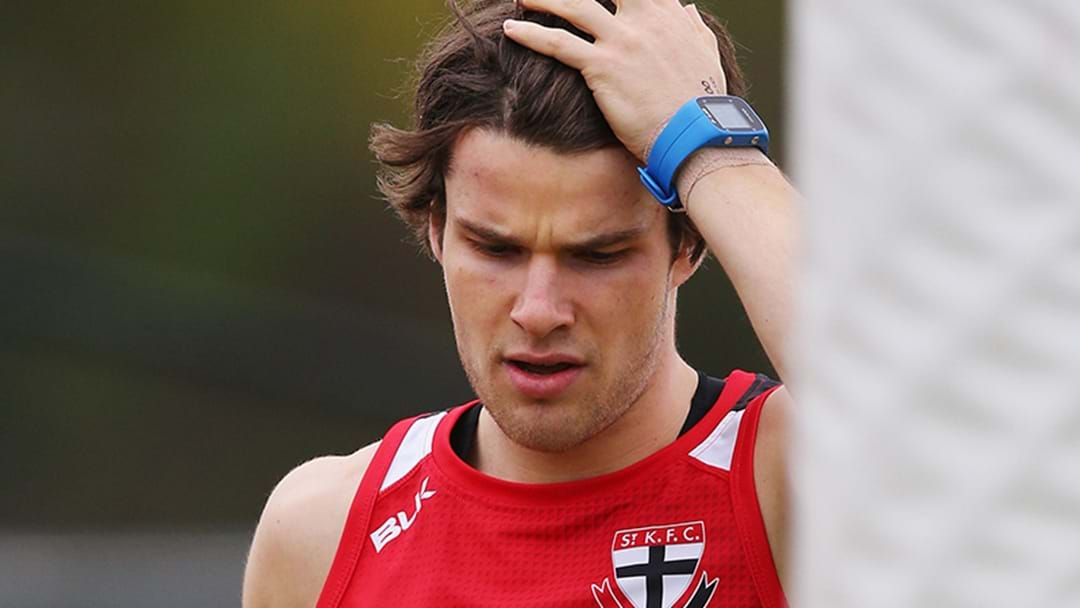 Nathan Freeman Has Hurt His Shoulder In The VFL