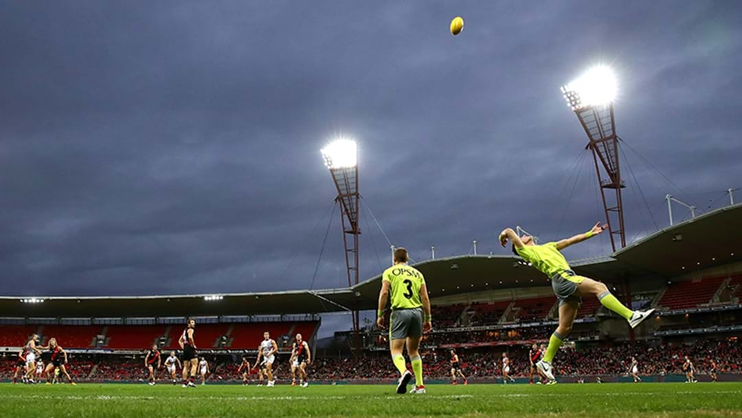 AFL Says They're Not Changing Any Rules In 2018