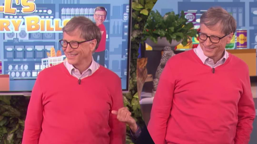 Turns Out Bill Gates The Billionaire Hasn't A Clue What Groceries Actually Cost
