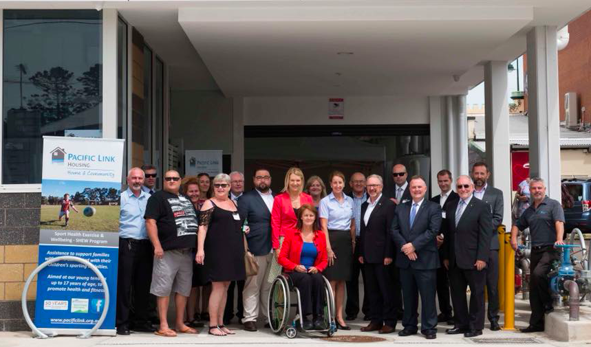 Article heading image for Social And Affordable Housing Project Opened in Woy Woy