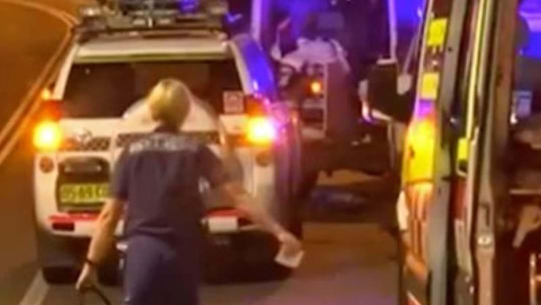 Woman's Body Found At Sydney Beach Overnight