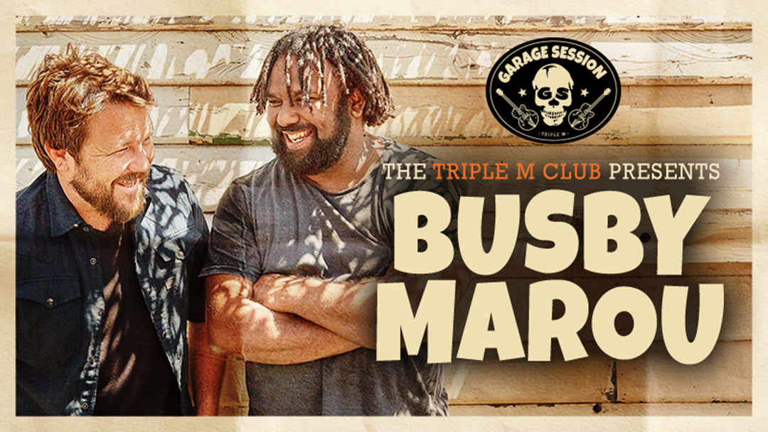 Win your way to Busby Marou