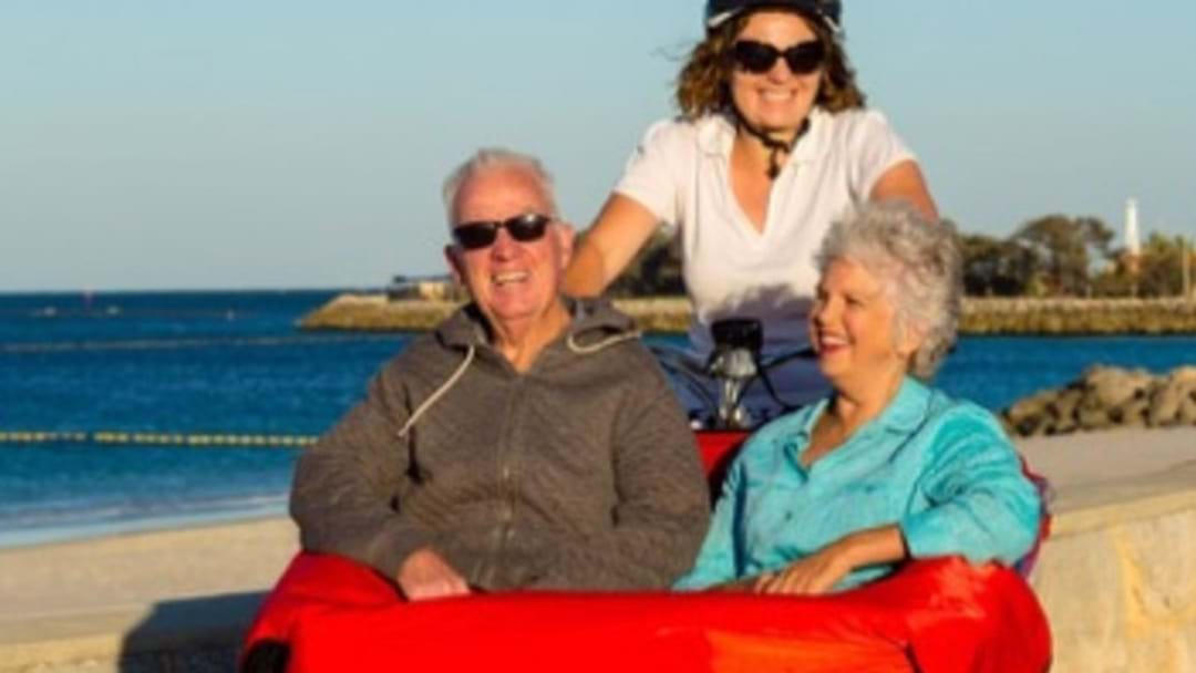 Perth's Elderly Can Now Get Ridden Along Our Beautiful Coastline For Free