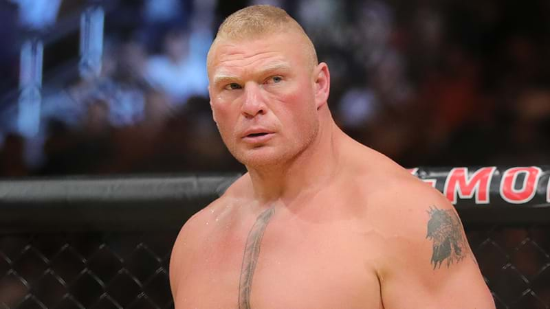 Paul Heyman Says Brock Lesnar Is Ready For A UFC Return