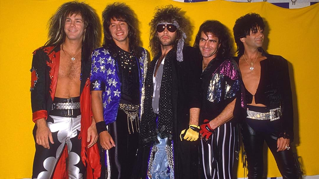 The Original Bon Jovi Lineup Is Reuniting For Their Rock And Roll Hall Of Fame Induction