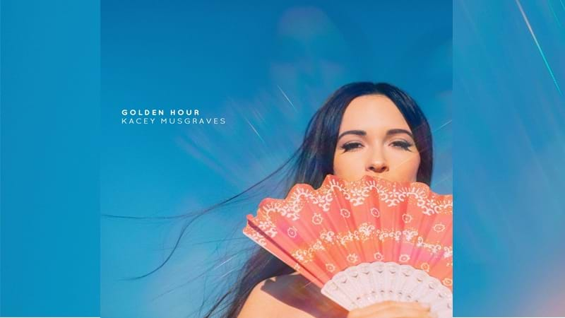 """Article heading image for Kacey Musgraves Releases """"Space Cowboy"""" And """"Butterflies"""""""
