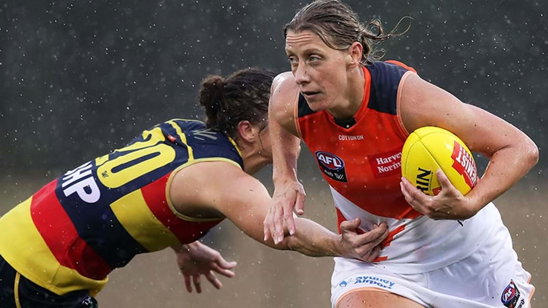 AFLW And JLT Series Out-Rate A-League