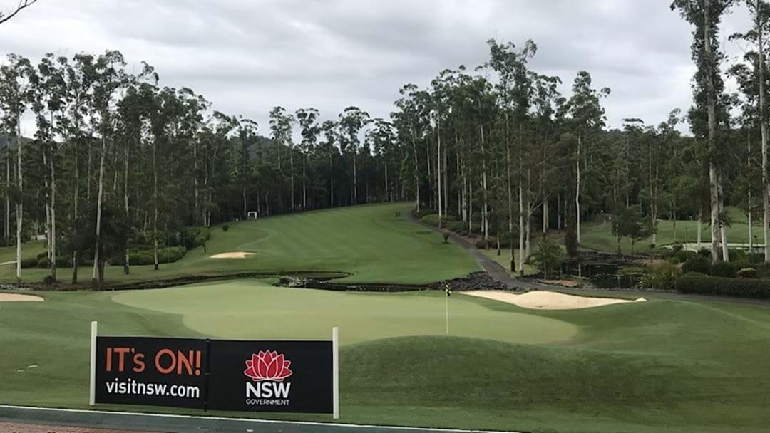 Storms Didn't Dampen Spirits at Australian Ladies Classic Bonville