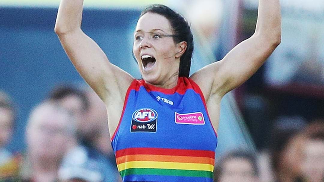 AFLW Coaches' Votes - Round 4