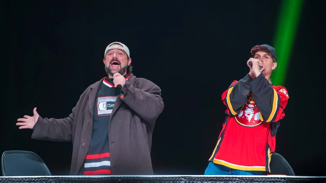 Jay And Silent Bob's Kevin Smith Survives Major Heart Attack