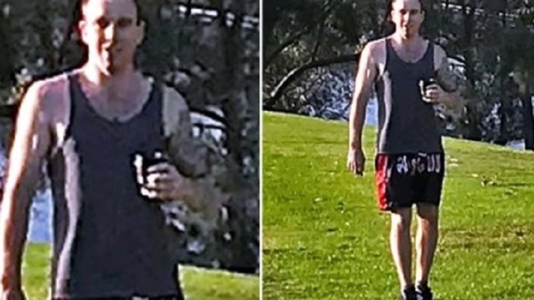 Police Release Image Of Man In Relation To The Bay Run Attacks
