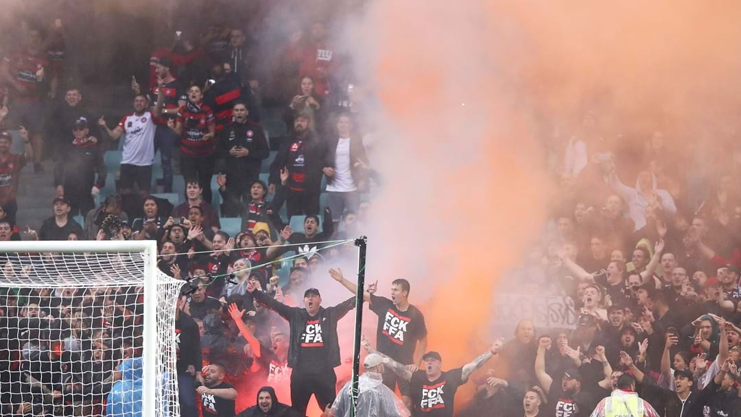 Western Sydney Wanderers Announce Ban On RBB After Behaviour At Sunday's Derby