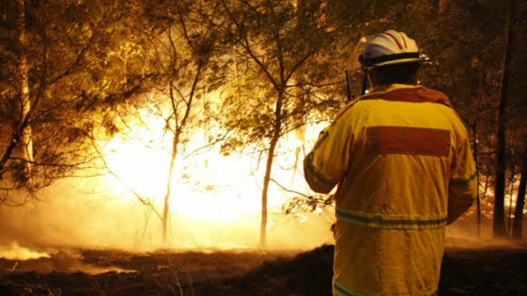 Historic Bushfire Threat As Crews Battle Hinterland Blazes