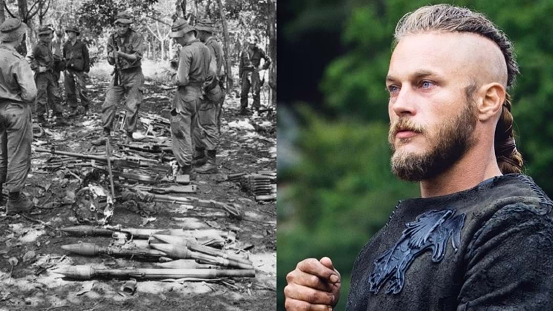 War Movie Featuring Vikings Star To Be Filmed In Queensland