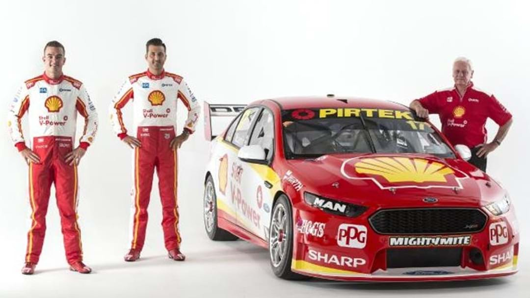 "Shell Extends Sponsorship Deal With DJR Into ""Next Decade"""