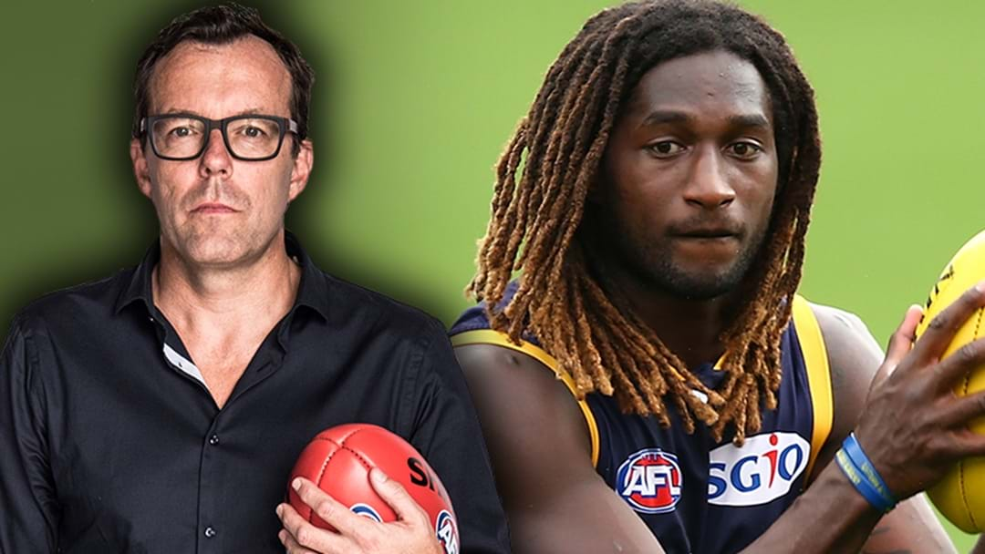 Damian Barrett: 'No Doubt There's A Worry' About Nic Naitanui's Knee