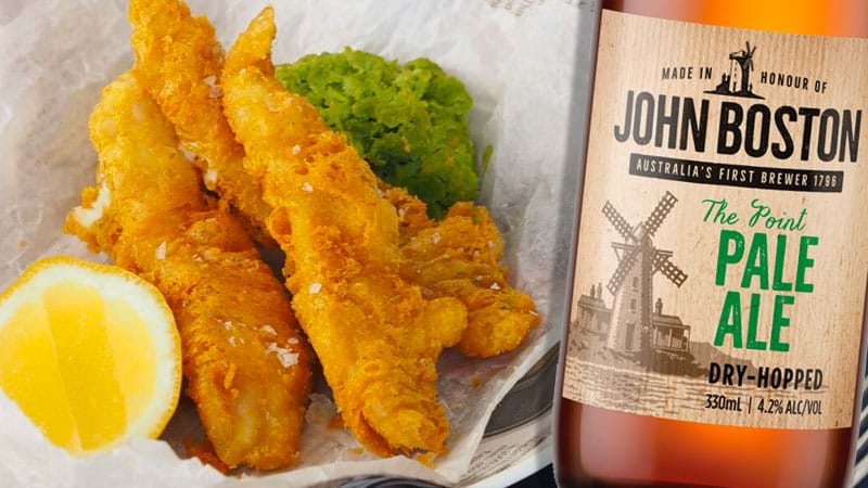 Article heading image for Keep Summer Rolling With These Beer Inspired Food Pairings