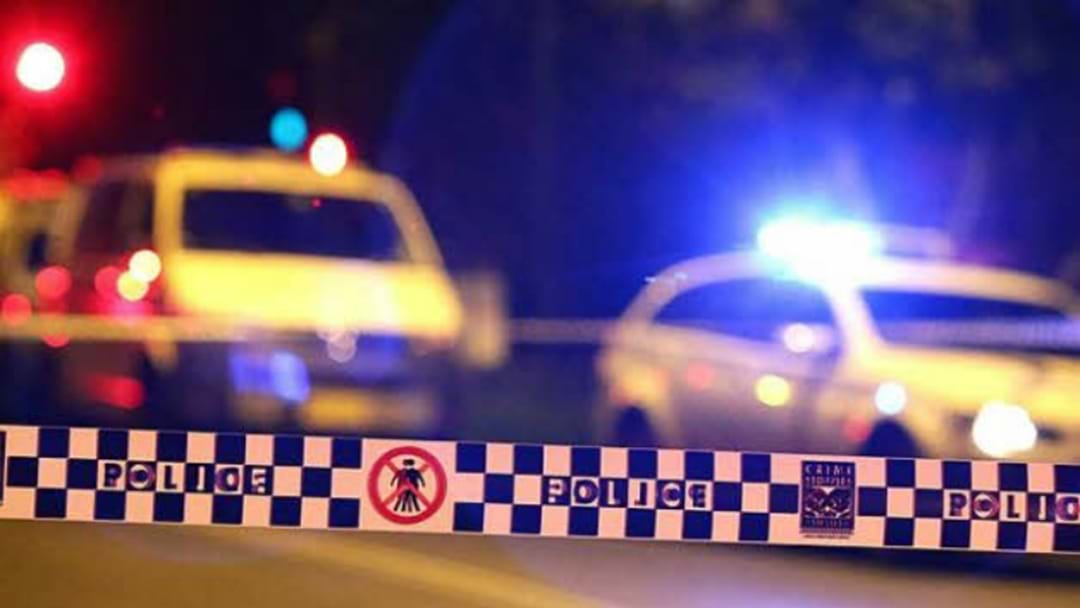Man Arrested Following 8-Hour Siege