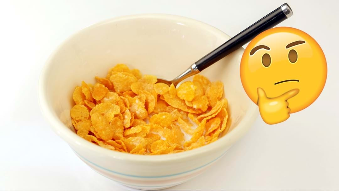 Fun Fact: Corn Flakes Were Invented So You'd Quit Having A Bat