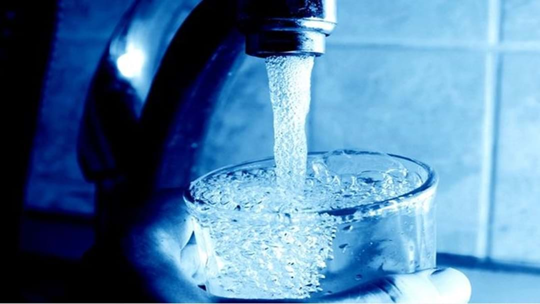 Do you drink the Esperance tap water?