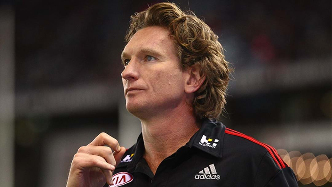 Ross Lyon Confirms Fremantle Coaching Offer To James Hird