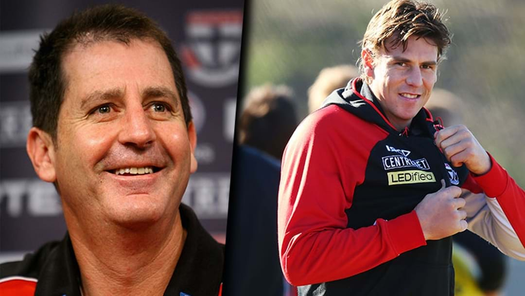 Listen To Justin Koschitzke's Flawless Ross Lyon Impersonation
