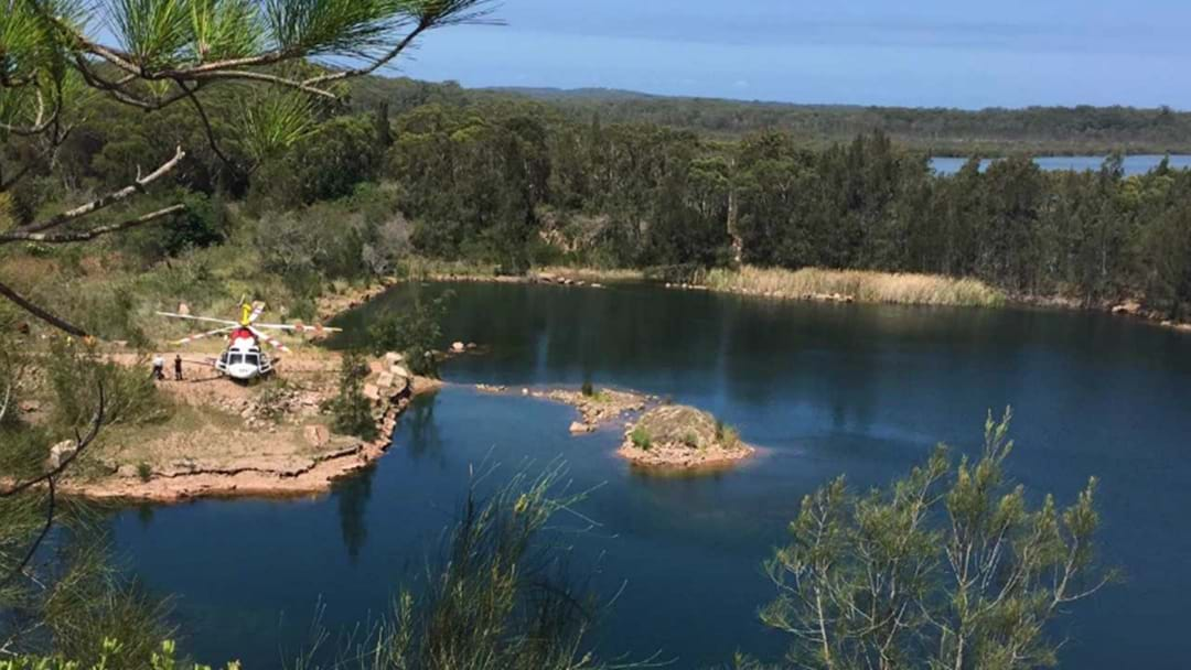 Girl Injured In Port Stephens Quarry Accident