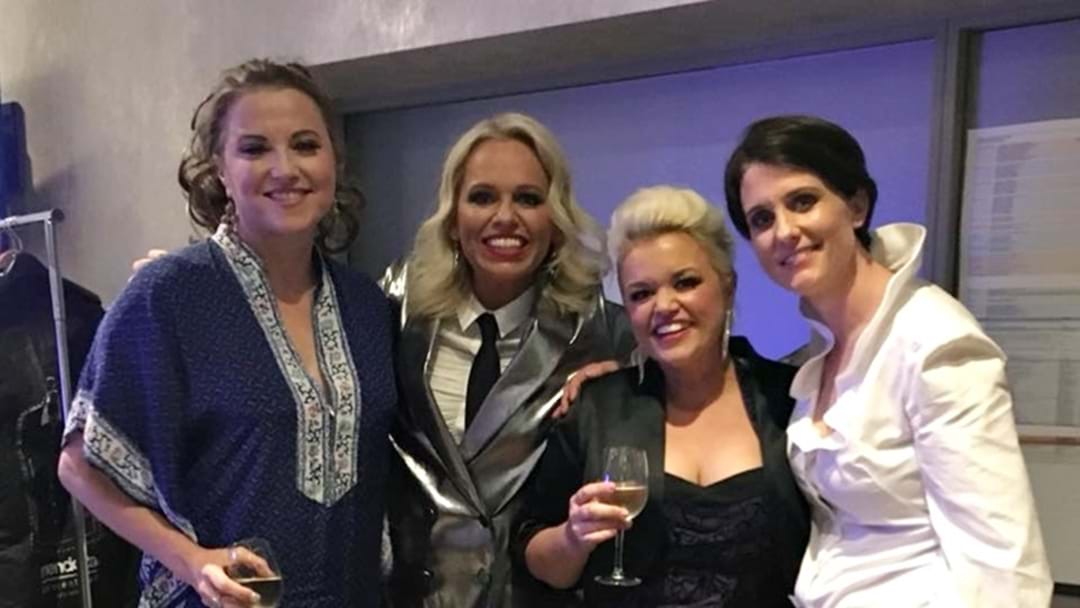 Beccy Cole Awarded Music Artist of the Year at the 2018 Australian LGBTI Awards